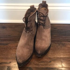 Spring Ready... Frye Bootie!  Size 8